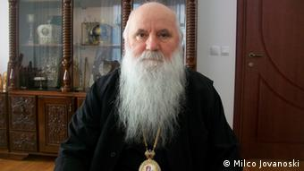 Vladica Timotej Porträt Mazedonische Ortodoxe Kirche