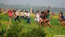 Bangladesch Gewalt Wahl Jamaat-e-Islami Nationalist Party BNP Aktivisten