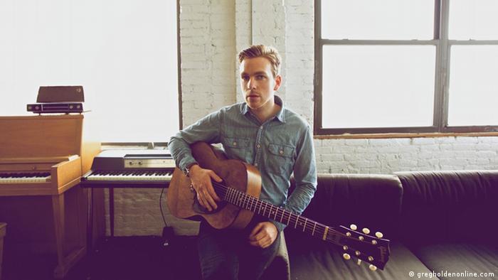 Musiker Greg Holden (Foto: gregholdenonline.com)
