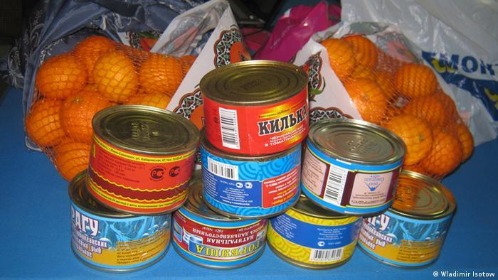 در واکنش به تحریمهای غرب علیه روسیه، مسکو واردات مواد خوراکی از کشورهای غربی را ممنوع کرده است