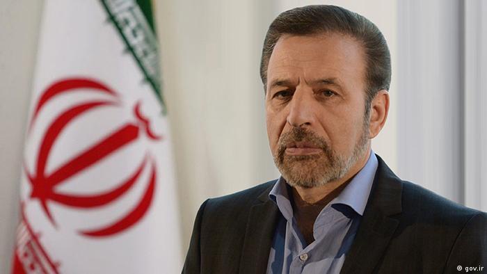 محمود واعظی، رییس دفتر حسن روحانی، رئیس جمهوری ایران