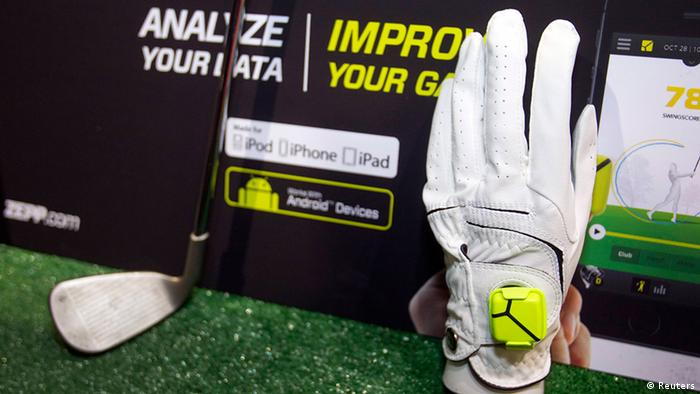 The data glove at the CES