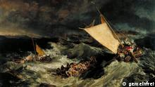 The Shipwreck von J. M. W. Turner