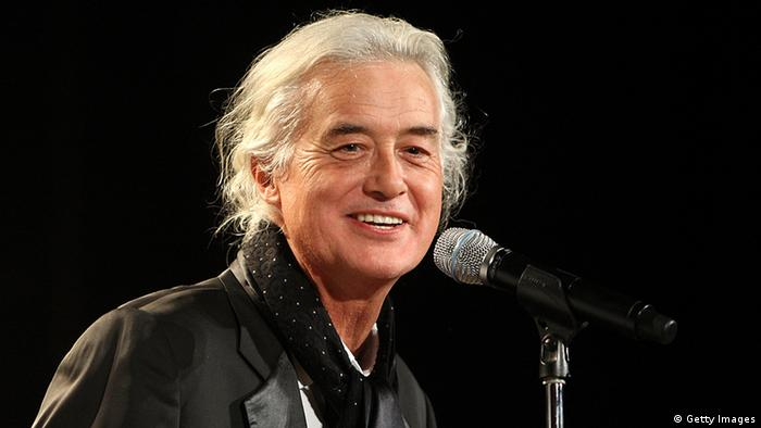 Jimmy Page, Foto von 2009 (Getty Images)