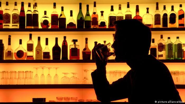 Zwischen Sucht und Genuss Alkohol