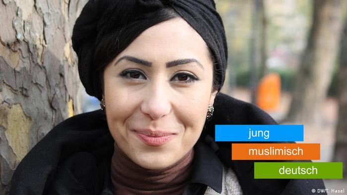 Tutku Güleryüz Bildung für Frauen mit Kopftuch