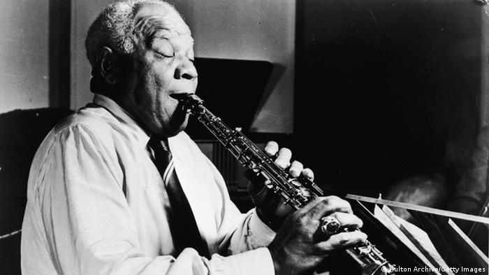 Sidney Bechet Jazz Saxophonist (Hulton Archive/Getty Images)