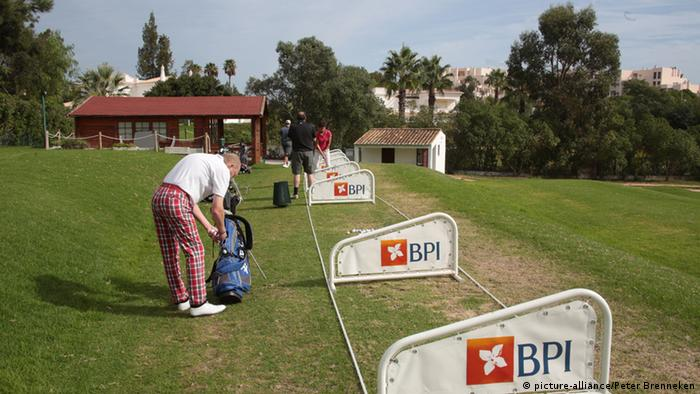 Portugal Algarve Golf