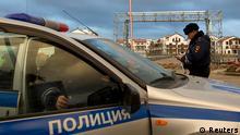 Russland Olympia Sicherheitsmaßnahmen in Sotschi
