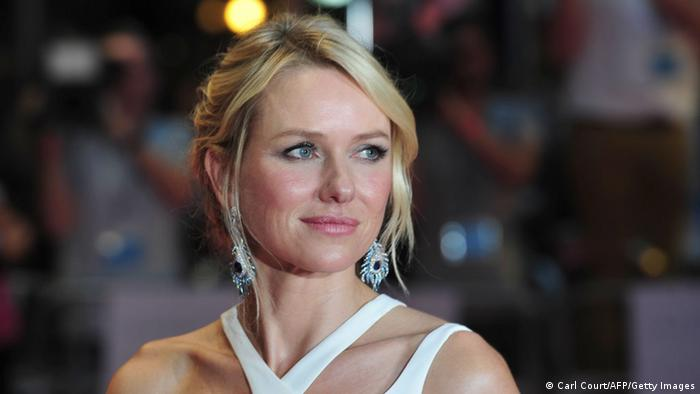 Weltpremiere Lady Di Diana Film London Schauspielerin Naomi Watts