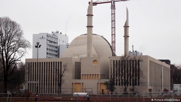 Мечеть в Кельне