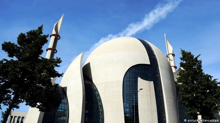 Bildergalerie Moscheen in Deutschland Köln