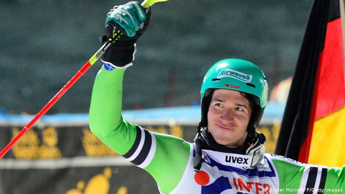 FIS Alpine Skiing World Cup Bormio Felix Neureuther