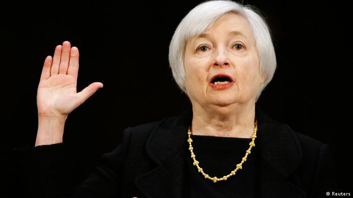 Janet Yellen (Reuters)