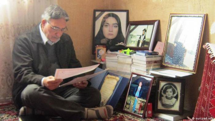 Iran Sheler Farhadi Gedenken Selbstmord