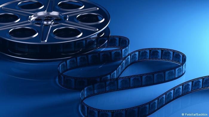 Symbolbild Kino Kamera Film
