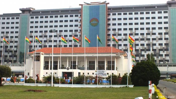 Parlamento em Accra