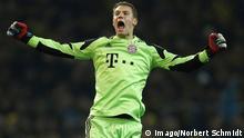 FC Bayern München Manuel Neuer Welttorhüter
