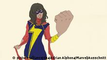 Kamala Khan alias Ms. Marvel
