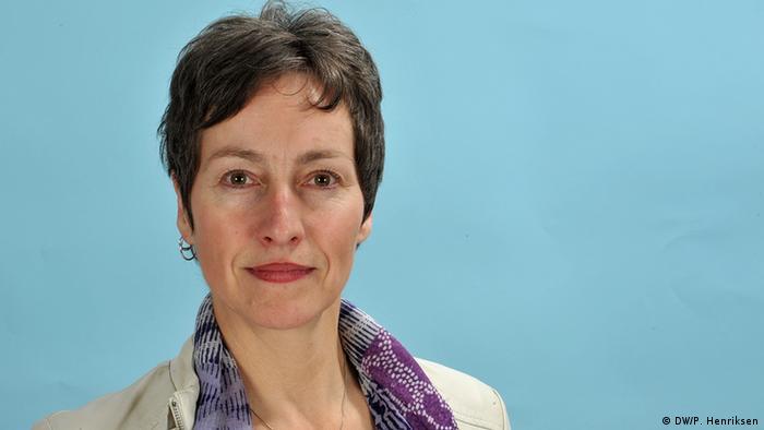 Susanne Spröer (photo: DW/Per Henriksen)