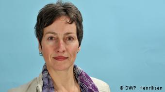 Susanne Spröer, tekijänoikeudet: DW