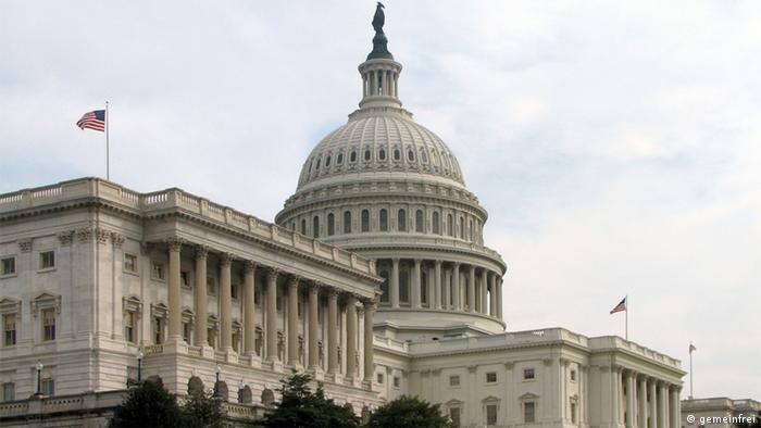 USA Capitol Senat
