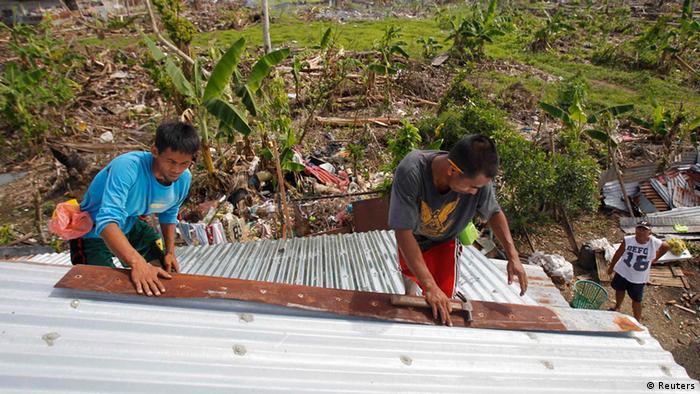 Philippinen Wiederaufbau