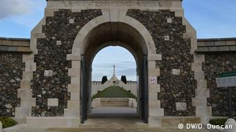 Tyne Cot cementary (photo: Don Duncan)