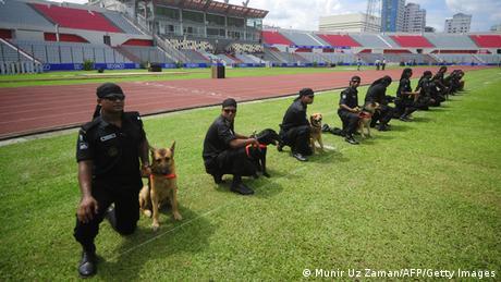 Bangladesch Spezialpolizei