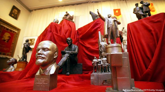 Finnland Lenin Museum in Tampere (Timo Jaakonaho/AFP/Getty Images)