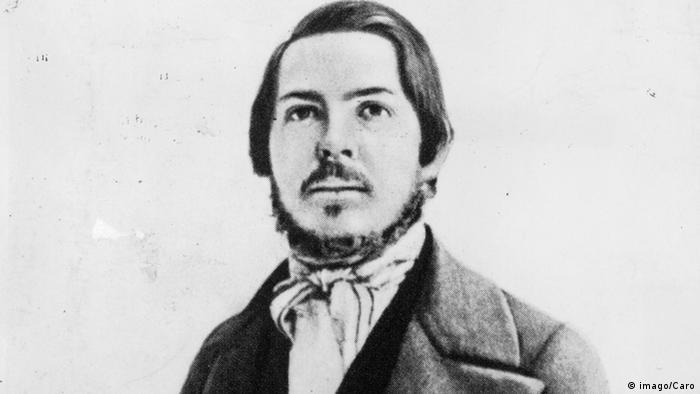 Porträt Friedrich Engels (imago/Caro)