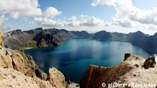 China Berg Changbai Shan