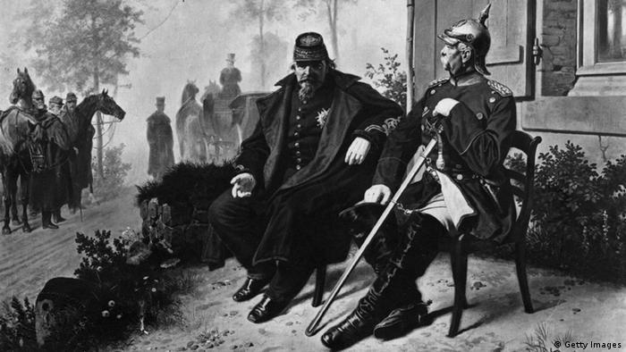 Napoleon III und Bismarck