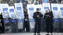 Türkei Polizei Symbolbild