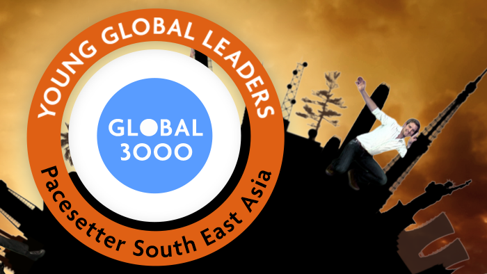 01.2014 DW Global 3000 Young Global Leaders Pacesetter South East Asia