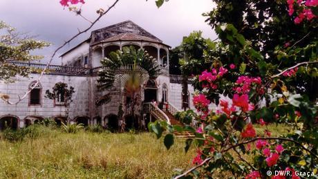 São Tomé e Príncipe Agua Ize Hospital der Roça Água Izé
