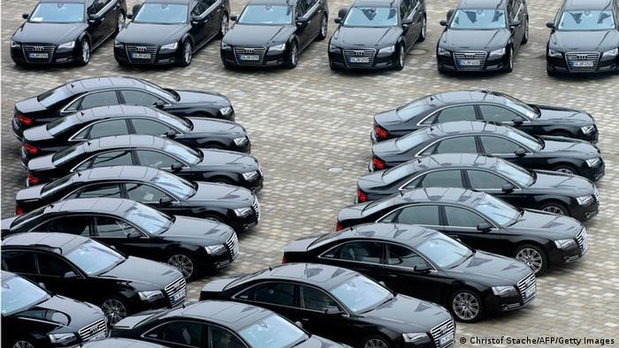 Deutschland Audi Autos Luxusautos