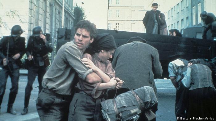 Filmszene aus der US-TV-Serie Holocaust