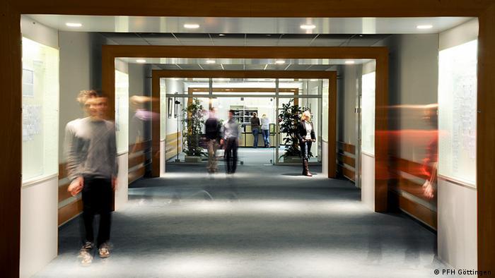 Частная высшая школа Геттингена - PFH Göttingen