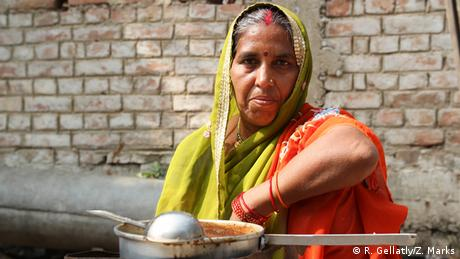 On the banks of the Ganges River in Patna, Bihar, Sunita Devi runs a modest chai stand.