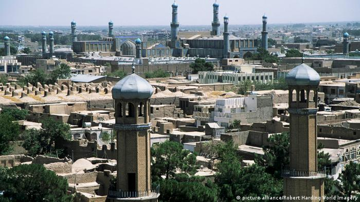 Aghanistan Herat Stadt (picture alliance/Robert Harding World Imagery)