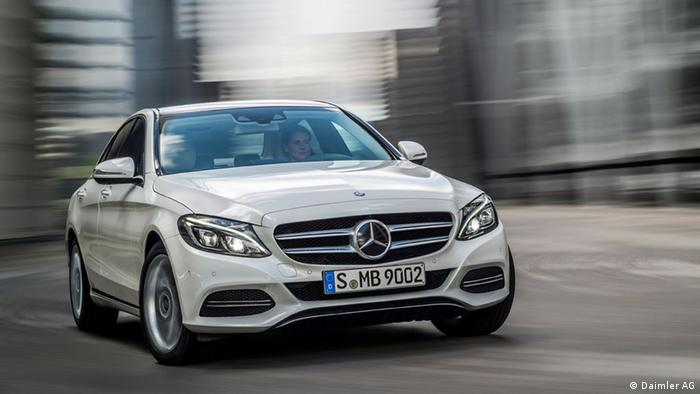 German Made Cars >> Mercedes Logs Record 2013 Sales During New Model Offensive