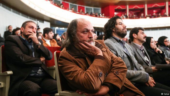 Bildergalerie Hassan Rohani besucht Künstler