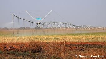 Sambia Landwirtschaft Bewässerung