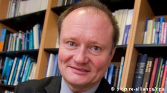 Meeresbiologe Harald Benke (Foto: Stefan Sauer/lmv)
