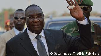 Michel Djotodia, former interim president of the Central African Republic