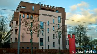 Photo of a Ronald McDonald House in Cologne Photo: Lori Herber/DW