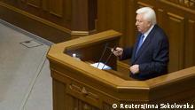 Der ukrainische Generalstaatsanwalt Pschonka