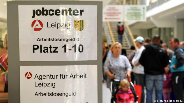 Germany's welfare experiment: Sanction-free 'basic security'