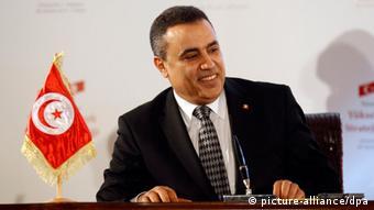 Neuer tunesischer Ministerpräsident Mehdi Jomaa